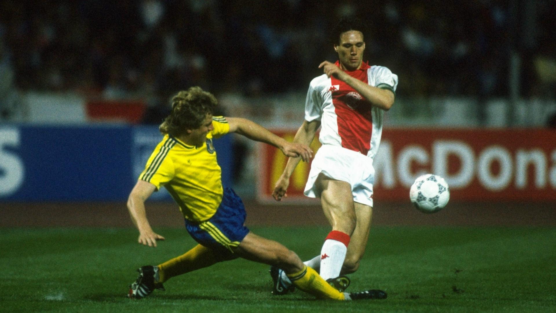 Marco van Basten Ajax Best Ever Series