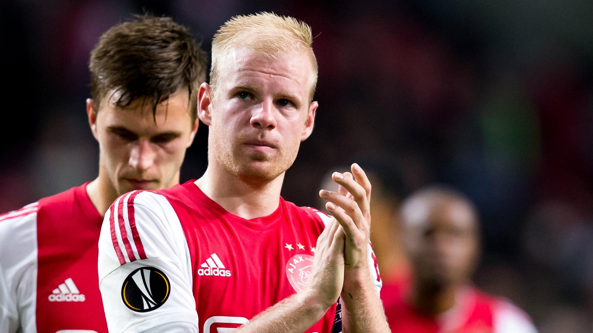 Davy Klaassen Ajax Fenerbahçe Europa League 11052015