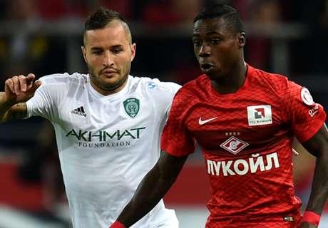 Wetten: Spartak vs. Lokomotive