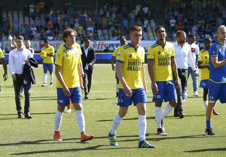Cambuur haalt ex-Feyenoorder in huis