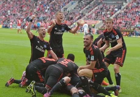 Cruciale overwinning Hamburger SV