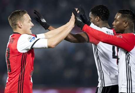 Feyenoord Makin Kukuh Di Puncak