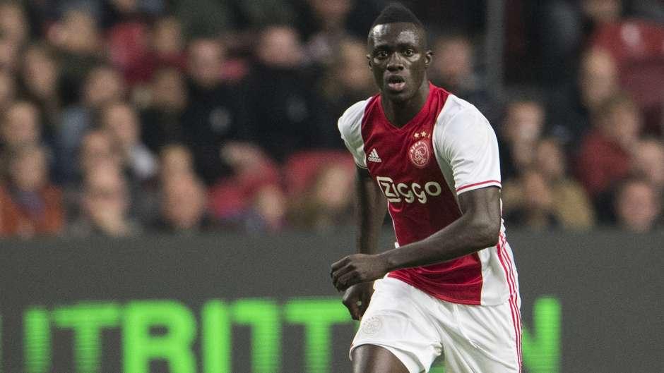 Davinson Sanchez, Ajax, 10292016