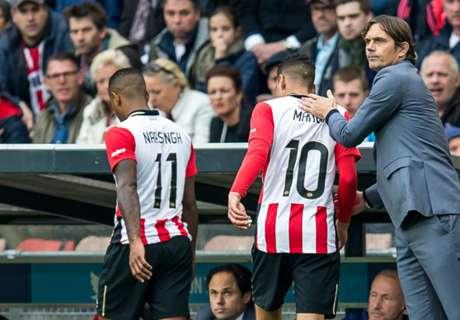 PSV gana con gol de Moreno