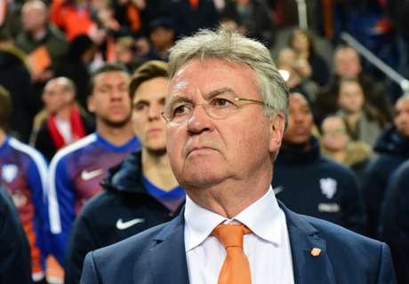 Netherlands are back on track - Hiddink