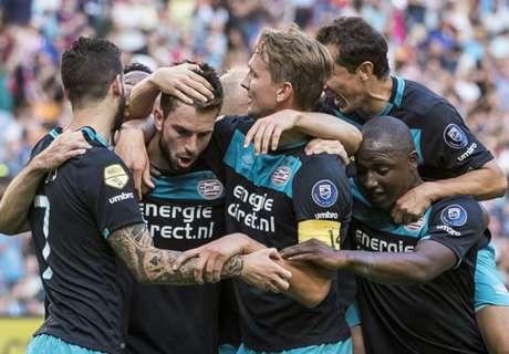 PSV debutó con victoria en el Eredivisie