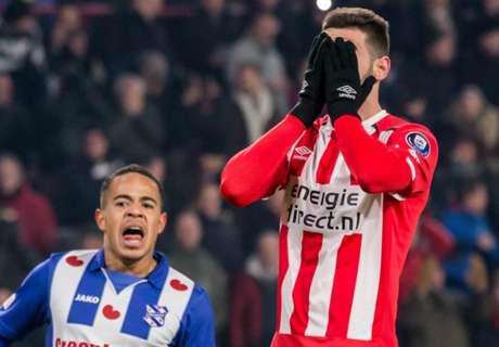 REVIEW: PSV Telan Kekalahan Perdana