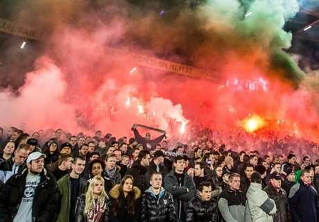Feyenoord krijgt boete na AZ-thuis