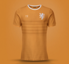 In Beeld: Haute couture voetbalshirts