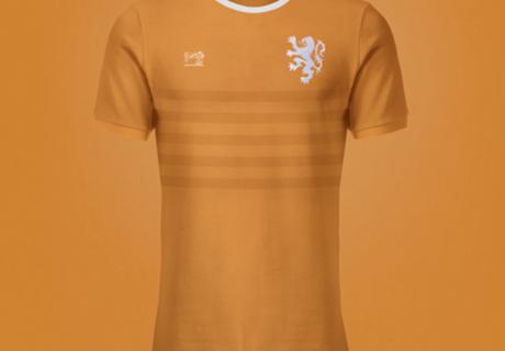 Et si les grands designers faisaient des maillots de foot ?