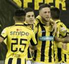 Vitesse walst over Sparta heen