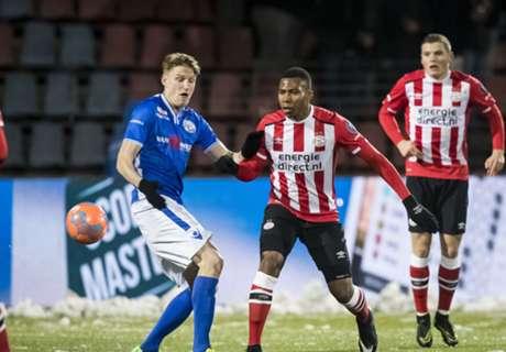 Jong PSV opnieuw zonder goals