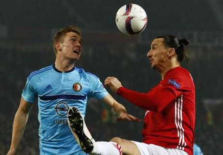 Feyenoord neemt afscheid van Dammers