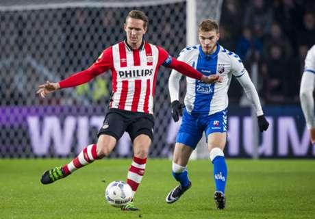 PSV Kembali Puncaki Klasemen