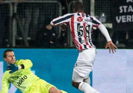 Tien Heraclieden pijnigen Willem II