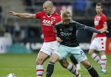 Eredivisie: Pemuncak Klasemen Dibekuk Juru Kunci