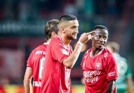 'Ajax en Twente praten over Ziyech'