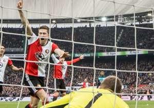 Jan Arie van der Heijden, Jeroen Zoet, Feyenoord - PSV, 27022017