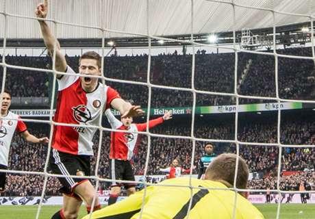 Teknologi Bantu Peluang Juara Feyenoord