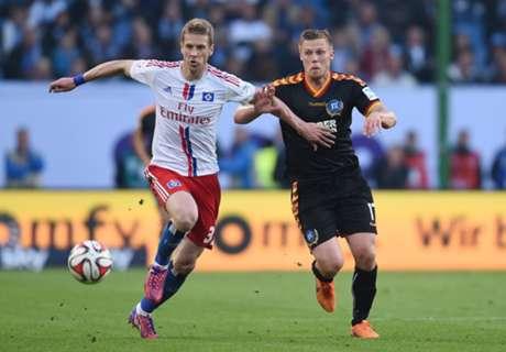 Druk neemt toe bij Hamburger SV