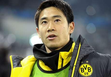 Nahe am Pokal-Kagawa von 2012