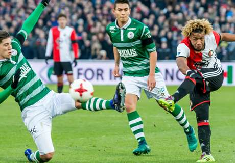 Feyenoord oppermachtig tegen Sparta