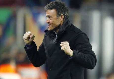'I don't care' - Luis Enrique on record