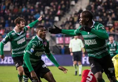 Sparta dankt Pogba voor punt tegen AZ