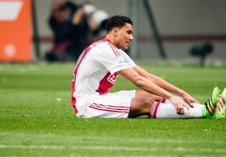 Einde seizoen Riedewald bij Ajax