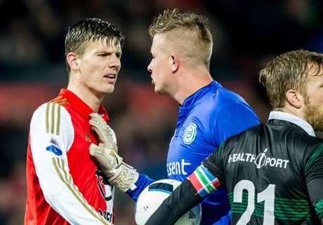Feyenoord twee duels zonder Kramer