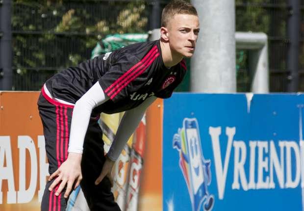 Liverpool interested in signing 15-year-old Ajax talent Jord Ruijgrok