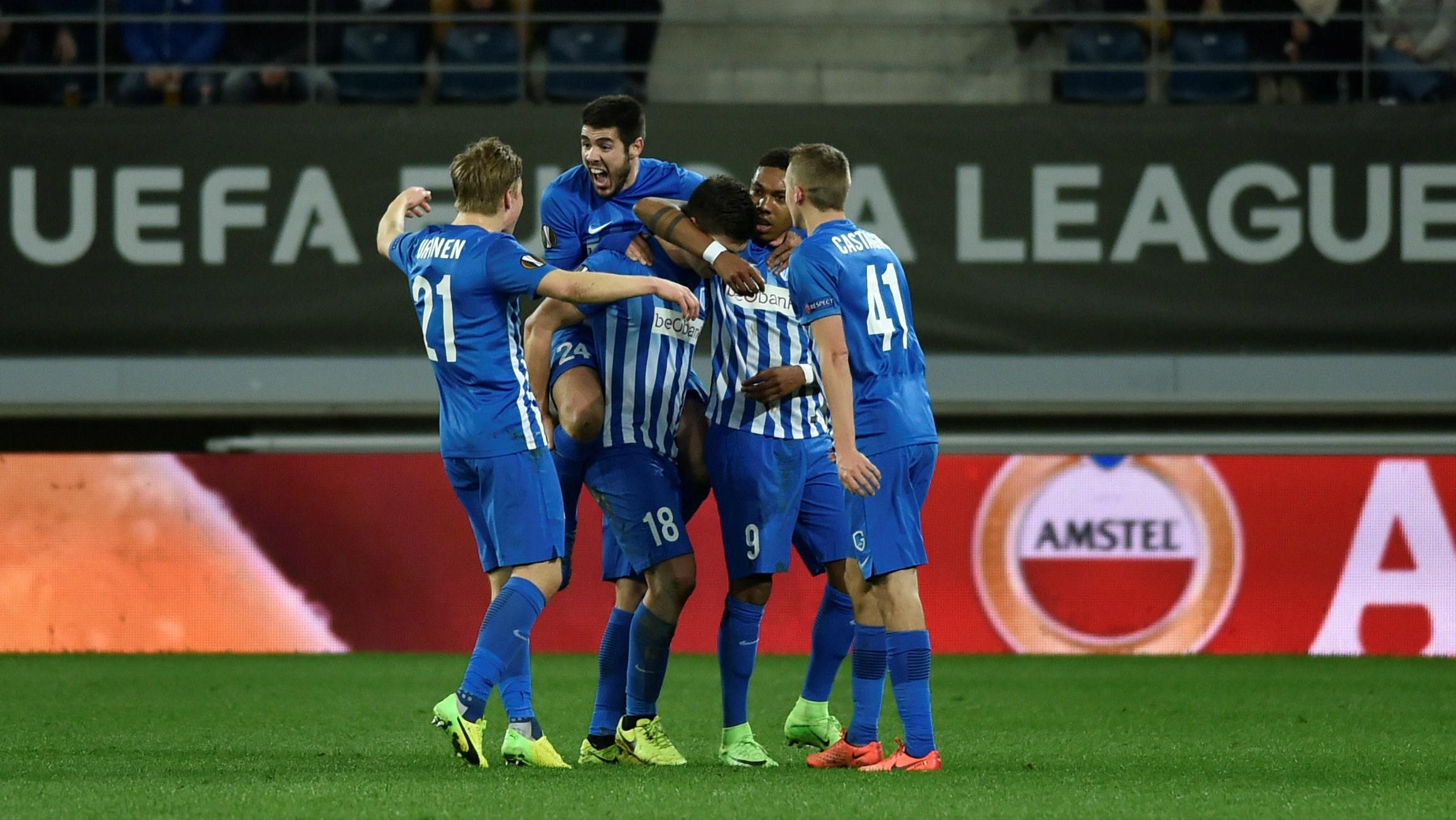 Besiktas goleia Olympiacos apesar de jogar 51 minutos com menos um jogador