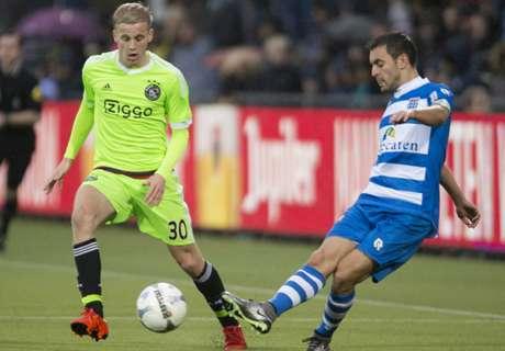 VÍDEO | Ajax sigue mandando en la Eredivisie