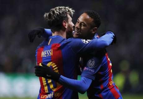 Copa reddingsboei Barça