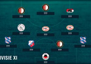 De Eredivisie is weer hervat en dat betekent dat Goal aan de hand van Opta-data het Team van de Week heeft samengesteld!