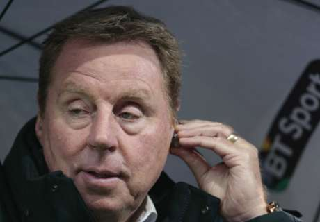 WATCH: Redknapp's bad dancing