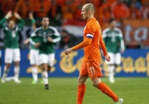 3 (=) - Arjen Robben (Pays-Bas), 21 dribbles réussis