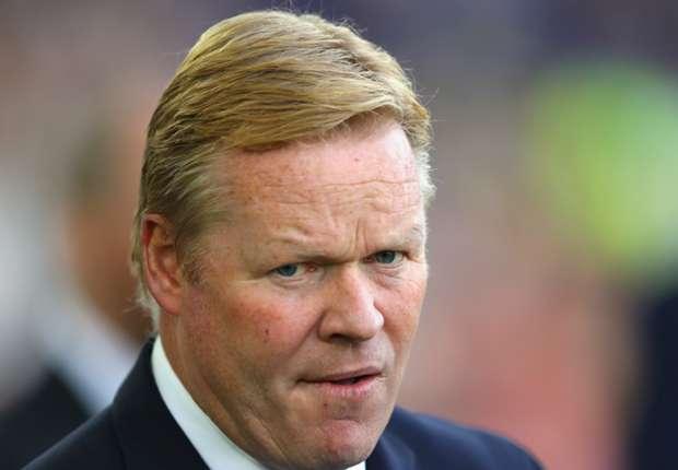 Southampton 1-0 Everton: Koeman's men fall flat on Dutchman's St Mary's return