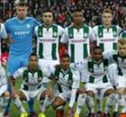 Groningen Pokalsieger in Holland