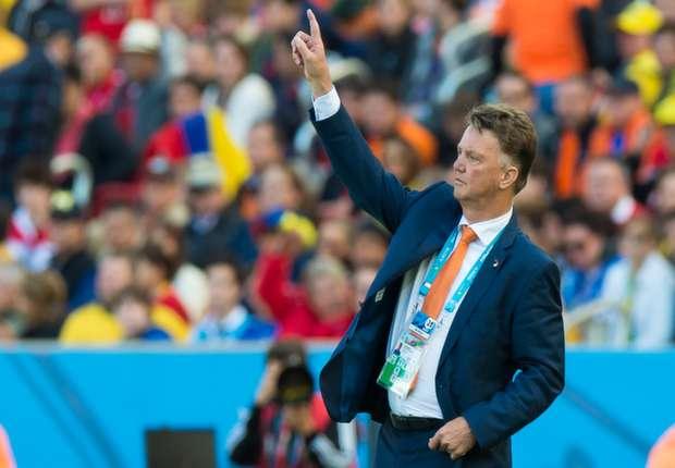 Robben: Van Gaal has a golden willy