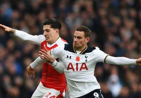 Hasselbaink: Arsenal-Spurs Bisa Kejar Chelsea