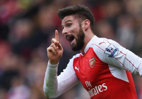 Giroud: Arsenal have to do much better