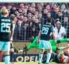 Feyenoord laat maar verdiend naast Ajax