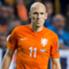 Arjen Robben, Oranje