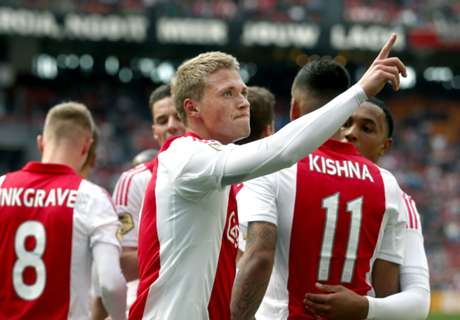 See Ajax celebrate Mothers' Day in style