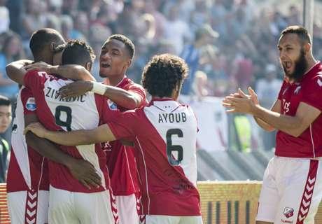 FC Utrecht thuis te sterk voor Sparta