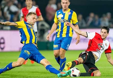 Feyenoord pas in slotfase langs FC Oss