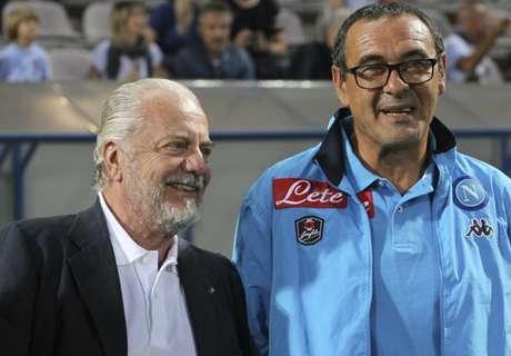 Napoli con Sarri: c'è voglia di riscatto