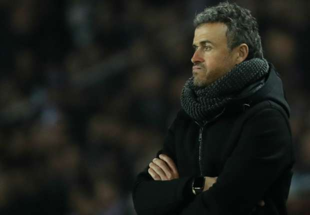 Luis Enrique on the brink of Barcelona exit following PSG thrashing