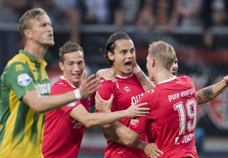 Twente wint overtuigend zonder Ziyech